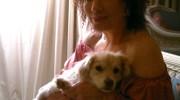 Graciela Borges adoptó una nueva mascota llamada Sarita