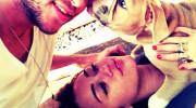 Miley Cirus no para de subir fotos de sus perros a twitter